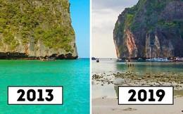 8 địa điểm du lịch nổi tiếng thế giới giờ đã biến mất vĩnh viễn bởi sự tàn phá của con người