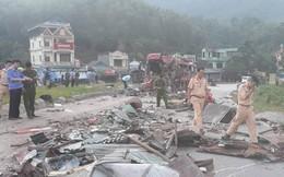 Xác định tốc độ xe khách trước khi va chạm với xe tải làm 3 người chết, 38 người bị thương