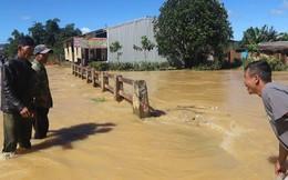 Lũ quét kinh hoàng tại TP Bảo Lộc, tỉnh Lâm Đồng