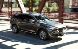 Mazda CX-8 chốt giá từ 1,149 tỷ đồng tại Việt Nam