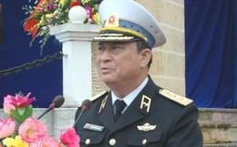 Kỷ luật Đô đốc Nguyễn Văn Hiến