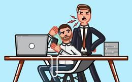 Sếp hoàn hảo là người không soi mói, biết lắng nghe và cần được đào tạo để đối xử tốt với cấp dưới!