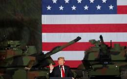 """Tổng thống Donald Trump dọa """"xóa sổ"""" Iran bằng lực lượng """"vĩ đại và áp đảo"""""""
