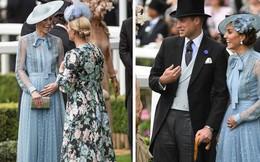 """Báo Anh chỉ ra bằng chứng Công nương Kate đã ngầm thông báo việc mang thai lần 4 chỉ bằng một hành động, khiến người hâm mộ """"sốt xình xịch"""""""