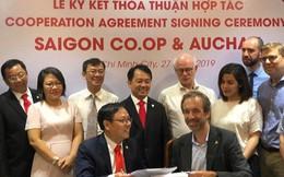 Saigon Co.op nhận chuyển giao toàn bộ 15 cửa hàng của Auchan tại Việt Nam