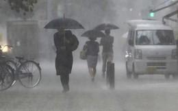 Hơn 700.000 người ở Nhật phải sơ tán vì mưa lớn kỷ lục