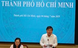 Chủ tịch UBND TP.HCM cam kết thực hiện nghiêm kết luận Thủ Thiêm