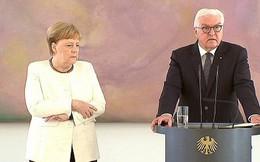 3 lần run lẩy bẩy trong chưa đầy 1 tháng, Chính phủ Đức khẳng định bà Merkel 'vẫn ổn'