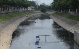 """Công ty Thoát nước Hà Nội """"trần tình"""" việc xả nước hồ Tây cuốn trôi kết quả của chuyên gia Nhật ở sông Tô Lịch"""