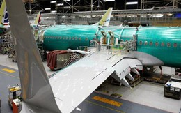 Boeing mất 5 tỉ USD do 737 Max ngừng bay