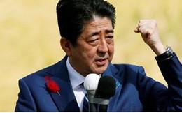 Thủ tướng Abe Shinzo với áp lực từ thắng lợi