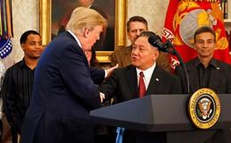 Tổng thống Trump gặp 7 CEO công nghệ bàn về Huawei