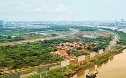 Buộc các dự án ở Thủ Thiêm nộp lại tiền trục lợi từ đất