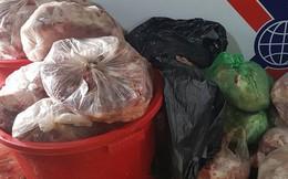 Phát hiện kho chứa hàng trăm cân thịt lợn bốc mùi hôi thối tại Đà Lạt