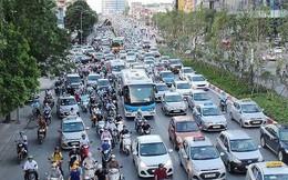 Hà Nội bắt đầu thu phí phương tiện vào nội đô từ năm 2030