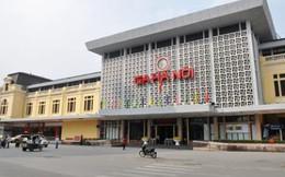Hà Nội sắp thông qua Quy hoạch phân khu Ga Hà Nội