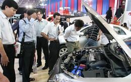 Việt Nam chi 3,6 tỉ USD để nhập ôtô và linh kiện