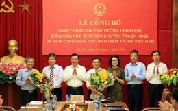 Công bố quyết định bổ nhiệm lãnh đạo BHXH Việt Nam