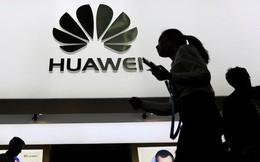 """""""Mỹ trì hoãn việc nới trừng phạt Huawei"""""""