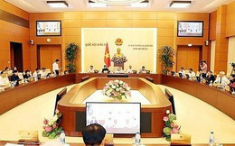 Phiên họp thứ 36 Ủy ban Thường vụ QH: Dự kiến chất vấn 15 bộ trưởng, trưởng ngành