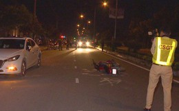 Ô tô Mazda3 tông chết người đi xe máy trên quốc lộ 53