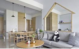 Ngôi nhà đơn giản mà đẹp của gia đình trẻ