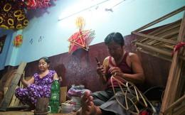 Làng làm đồ chơi ở Sài Gòn bận rộn trước thềm Trung thu