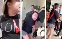 Cấm bay 12 tháng nữ cán bộ công an mạt sát nhân viên hàng không