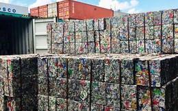 """""""Hô biến"""" 5 container phế liệu thành gốm đất nung"""