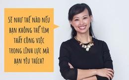 """Không tìm thấy công việc trong lĩnh vực yêu thích, Shark Linh khuyên: """"Hãy nhớ rằng bạn không đơn độc. Đừng để thị trường việc làm khắc nghiệt khiến bạn nản lòng"""""""