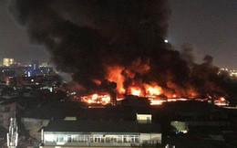 Vụ cháy kho nhà máy Bóng đèn Phích nước Rạng Đông: Có nguy cơ phơi nhiễm thuỷ ngân không?