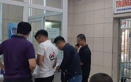 Nhiều phóng viên Hà Nội phải đến trung tâm chống độc kiểm tra sức khỏe sau khi tác nghiệp ở đám cháy công ty phích nước Rạng Đông