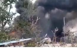 Nổ nhà máy hóa chất ở Ấn Độ: 12 người chết, 58 người bị thương