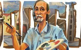 Họa sĩ Bùi Xuân Phái được vinh danh trên Google: Danh họa Đông Nam Á nổi tiếng bậc nhất thế kỷ 20