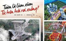 """3 cây cầu lùm xùm nhất Việt Nam 2019: """"Scandal đạo nhái"""" Cầu Vàng Đà Nẵng, sự cố chậm trễ cầu kính Sa Pa còn chưa gây sốc bằng cái tên cuối"""
