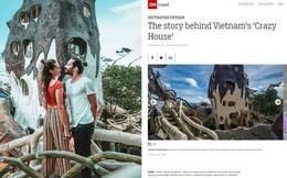 """Ngôi nhà """"dị"""" nhất Đà Lạt được báo Mỹ tung hô: Toàn thấy người nước ngoài check-in, khách Việt không mặn mà cho lắm!"""