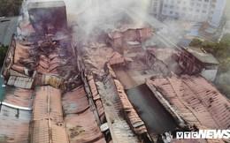 Vụ cháy Công ty Rạng Đông: Chủ tịch UBND TP Hà Nội yêu cầu khẩn trương tẩy độc môi trường