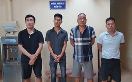 Bắt ổ nhóm cho vay lãi 'cắt cổ' ở Hà Nội, thu nhiều súng đạn