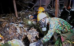 Đã thu gom 5 tấn phế thải nhiễm thuỷ ngân ở nhà máy Rạng Đông