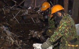 Quân đội thành lập Sở chỉ huy hiện trường xử lý vụ cháy Công ty Rạng Đông