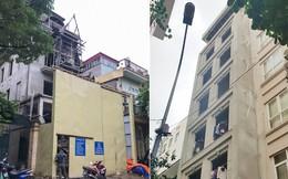 Đổ cho 'đất vàng' tiền tỷ, cao ốc trung tâm Hà Nội xây vượt mặt