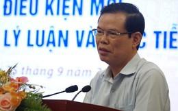 Ông Triệu Tài Vinh: 'Tôi phải đối mặt với thực tế và vượt qua'