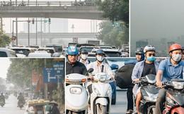 """Clip người Hà Nội lo lắng trước tình trạng ô nhiễm không khí: """"Mình đang phân vân liệu có nên bỏ phố về quê không?"""""""