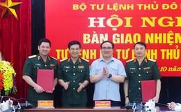 Bộ Tư lệnh Thủ đô Hà Nội có Tư lệnh mới