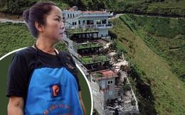 """Bà chủ """"gai bê tông"""" trên Mã Pì Lèng: """"Tôi sẽ kiến nghị phủ xanh toàn bộ, biến nó thành công trình hoang sơ"""""""