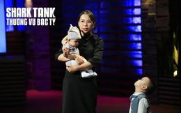 """Mẹ bỉm sữa gọi vốn cho startup thực phẩm hữu cơ, bị Shark Hưng gắt vì lạm dụng từ """"đao to búa lớn như blockchain"""", nhưng được Shark Việt rót 5 tỷ nhờ """"thái độ"""""""