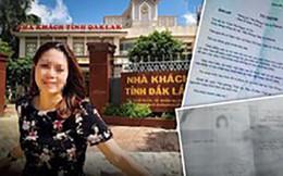 Nữ trưởng phòng đánh tráo nhân thân: Bất thường từ hồ sơ tư pháp