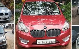 Biến ô tô giá rẻ thành xe sang BMW, sở thích của dân chơi Ấn