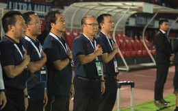 Cuối cùng, VFF đã có lời khẳng định chắc chắn về hợp đồng với HLV Park Hang-seo