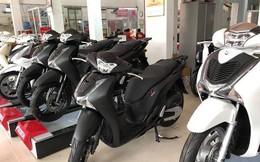 Xe máy đồng loạt tăng giá, chênh cao nhất 17 triệu đồng